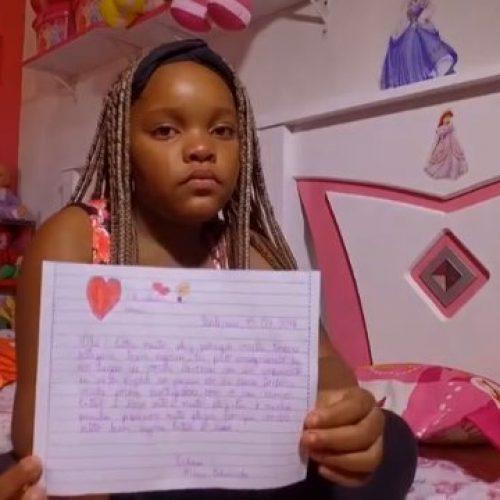 Menino que ficou preso em caverna na Tailândia recebe carta de garota do Piauí