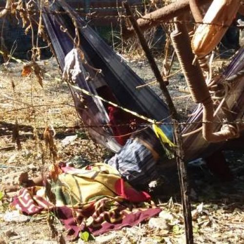 Casal é executado com tiro na cabeça enquanto dormiam no Piauí
