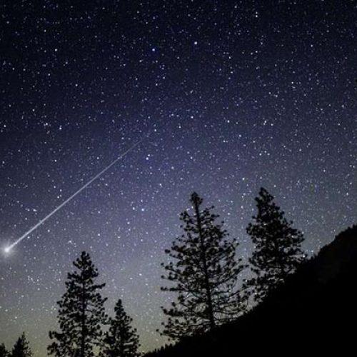 'Chuva de estrelas cadentes' atinge terra em agosto
