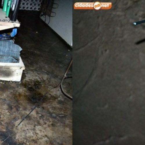 Curto circuito provoca incêndio no Mercadinho Coelho 2 em Jaicós; 2° caso em menos de uma semana