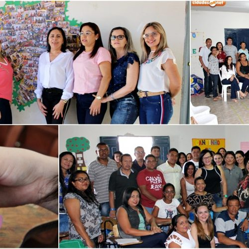JAICÓS | Professores da Rede Municipal participam do III Encontro Pedagógico