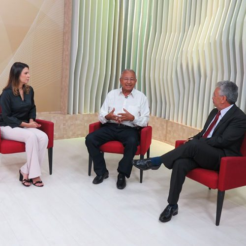 Dr. Pessoa denuncia que sua campanha sofre sabotagem e quer libertar o Piauí