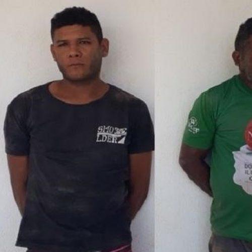 Dupla é presa acusada de tráfico de drogas no Piauí