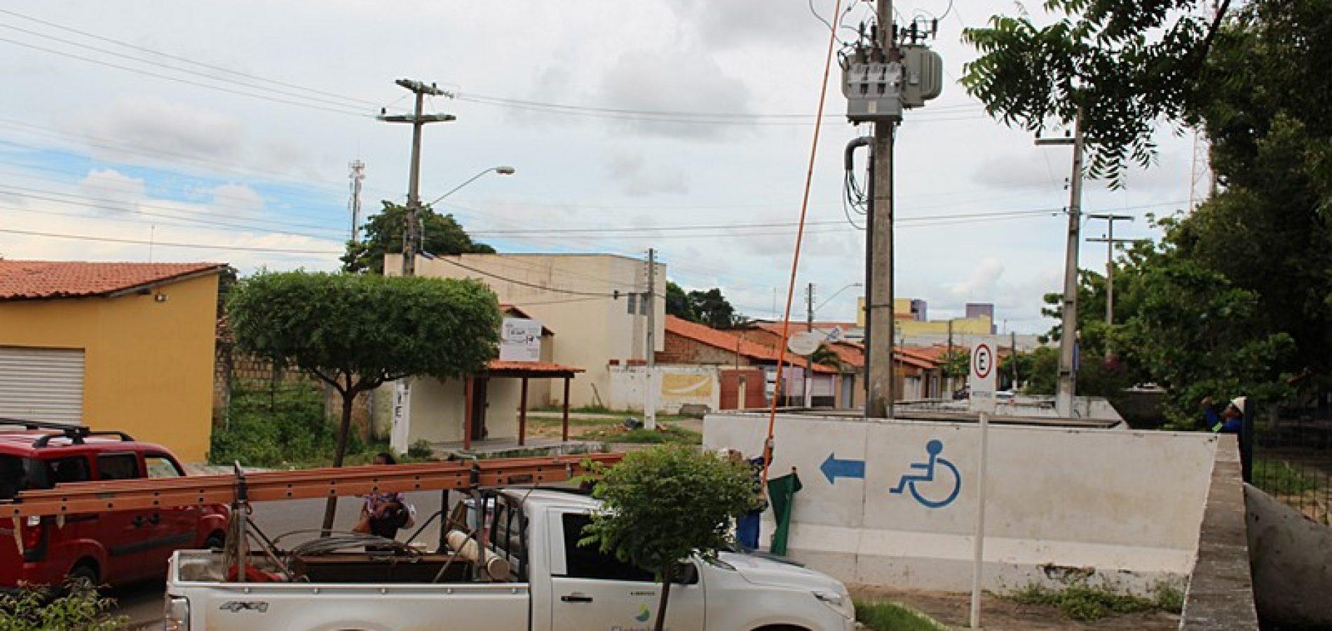 Parte de Picos e Jaicós irão ficar sem energia elétrica amanhã