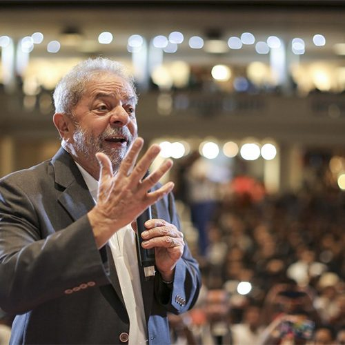 Defesa de Lula entra com recursos no TSE e no STF por candidatura