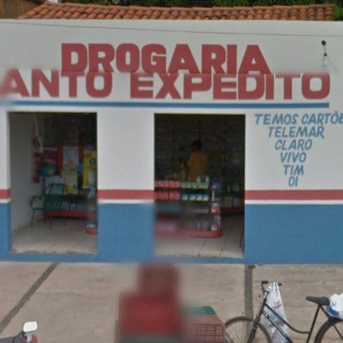 Bandido atira contra clientes em farmácia no Piauí