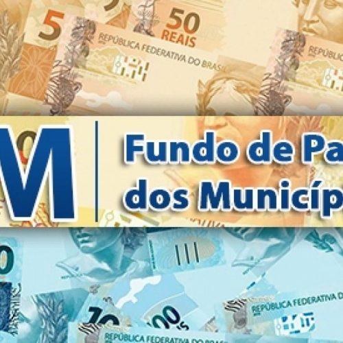 Cofres municipais vão receber R$ 4,3 bilhões no último FPM de janeiro