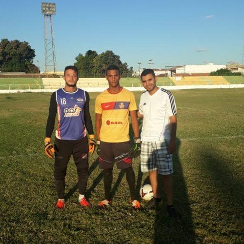Aluno de Picos é selecionado para jogar em time de Teresina