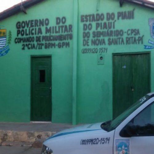 Com o próprio salário, policial militar faz reforma de GPM em cidade do Piauí