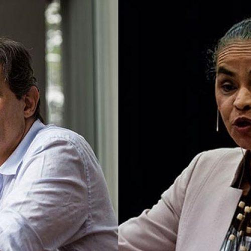 Fernando Haddad e Marina Silva farão corpo a corpo com eleitor do Piauí