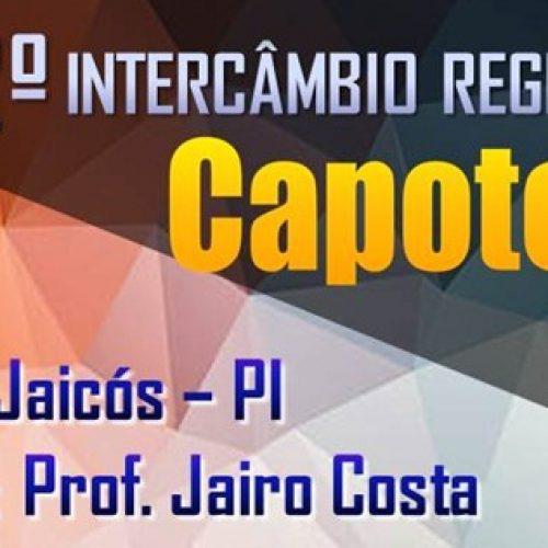 JAICÓS | 2º Intercâmbio Regional de Capoterapia acontece em 25 de agosto na AABB
