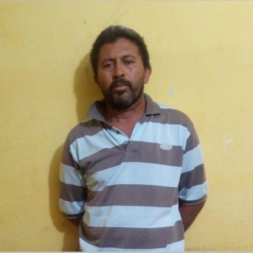 Preso acusado de matar vizinho durante discussão em Itainópolis