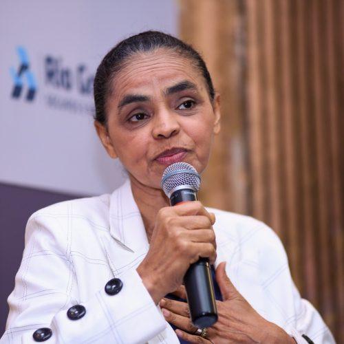 No PI, Marina Silva diz que intenção de secretário de Cultura era agradar Bolsonaro