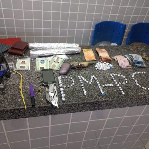 Polícia prende seis pessoas por tráfico de drogas no Piauí