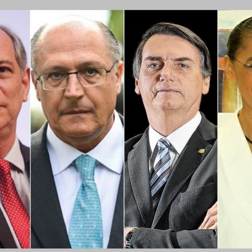 Saiba as datas dos debates na TV antes do primeiro turno entre os candidatos a presidência