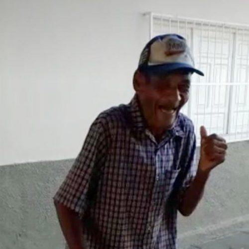 Suspeito de matar morador de rua é preso escondido em Centro de Reabilitação