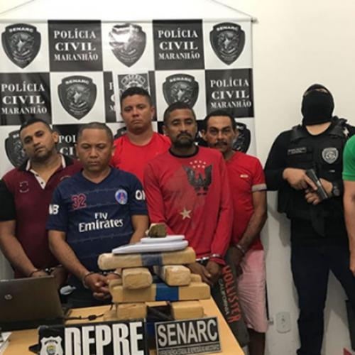 Polícia Civil confirma prisão de 18 pessoas em 24 horas de operação no Piauí