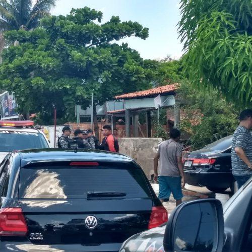 Acusados de praticar arrombamentos são presos no Piauí