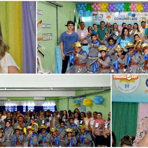 Em São Julião, gestão de Dr. Jonas realiza 1º Fórum do Selo Unicef e debate direitos de crianças e adolescentes