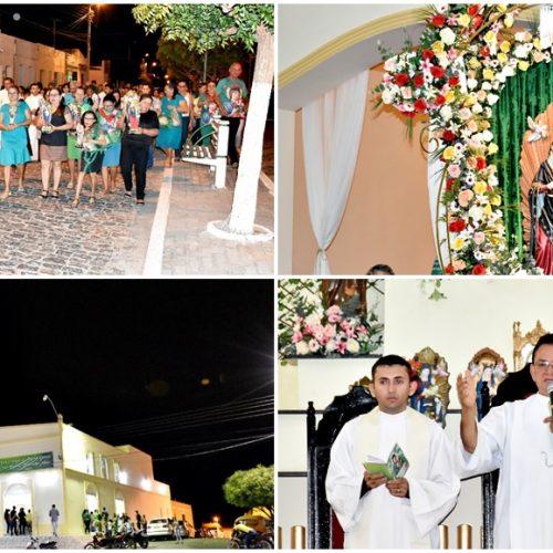 Fronteiras comemora 108ª festa de Nossa Senhora do Perpétuo Socorro; veja como foi o 1º dia