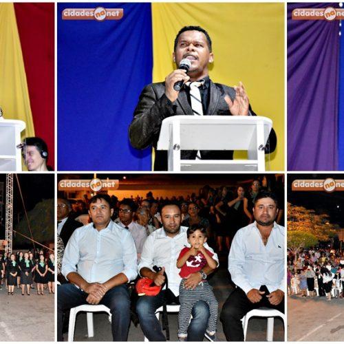Com o apoio da prefeitura, Igrejas celebram o dia do evangélico em Alegrete do Piauí