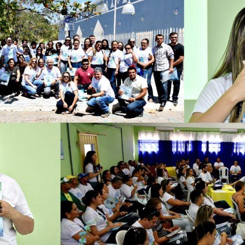 Prefeitura de São Julião realiza audiência pública para discutir a elaboração do Plano Municipal de Resíduos Sólidos