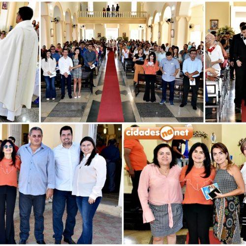 PIO IX 129 ANOS   Missa em ação de graças marca aniversário do município