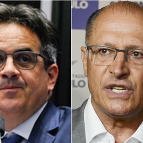 Progressistas de Ciro Nogueira confirma apoio a Geraldo Alckmin em convenção