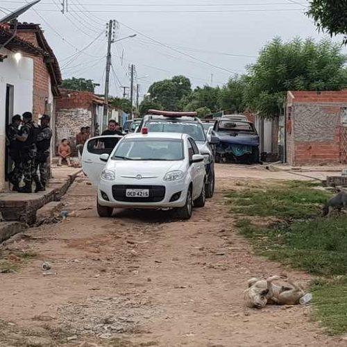 Polícia cumpre 15 mandados da operação Piauí seguro
