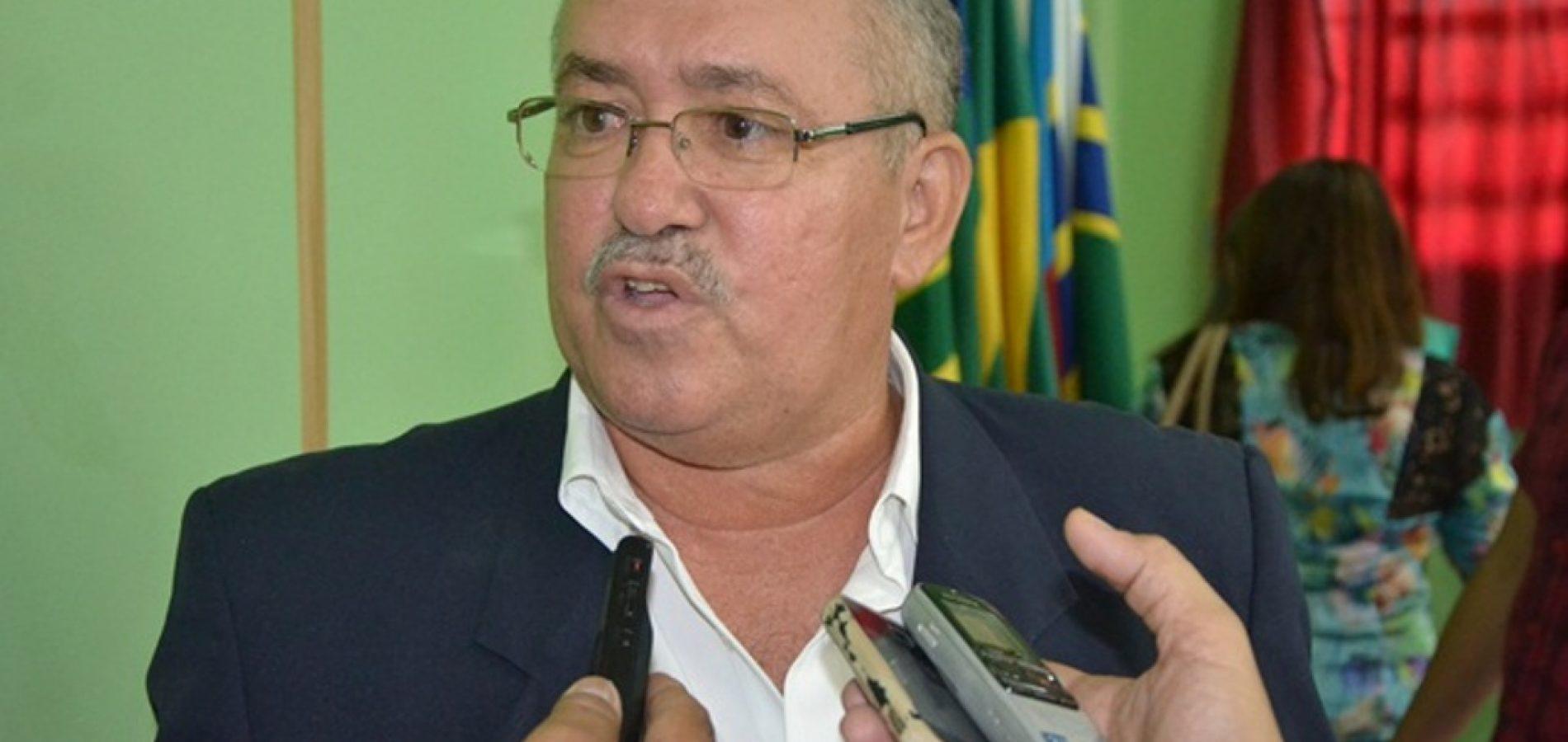 Morre o ex-prefeito de Bocaina Nivardo Silvino aos 64 anos