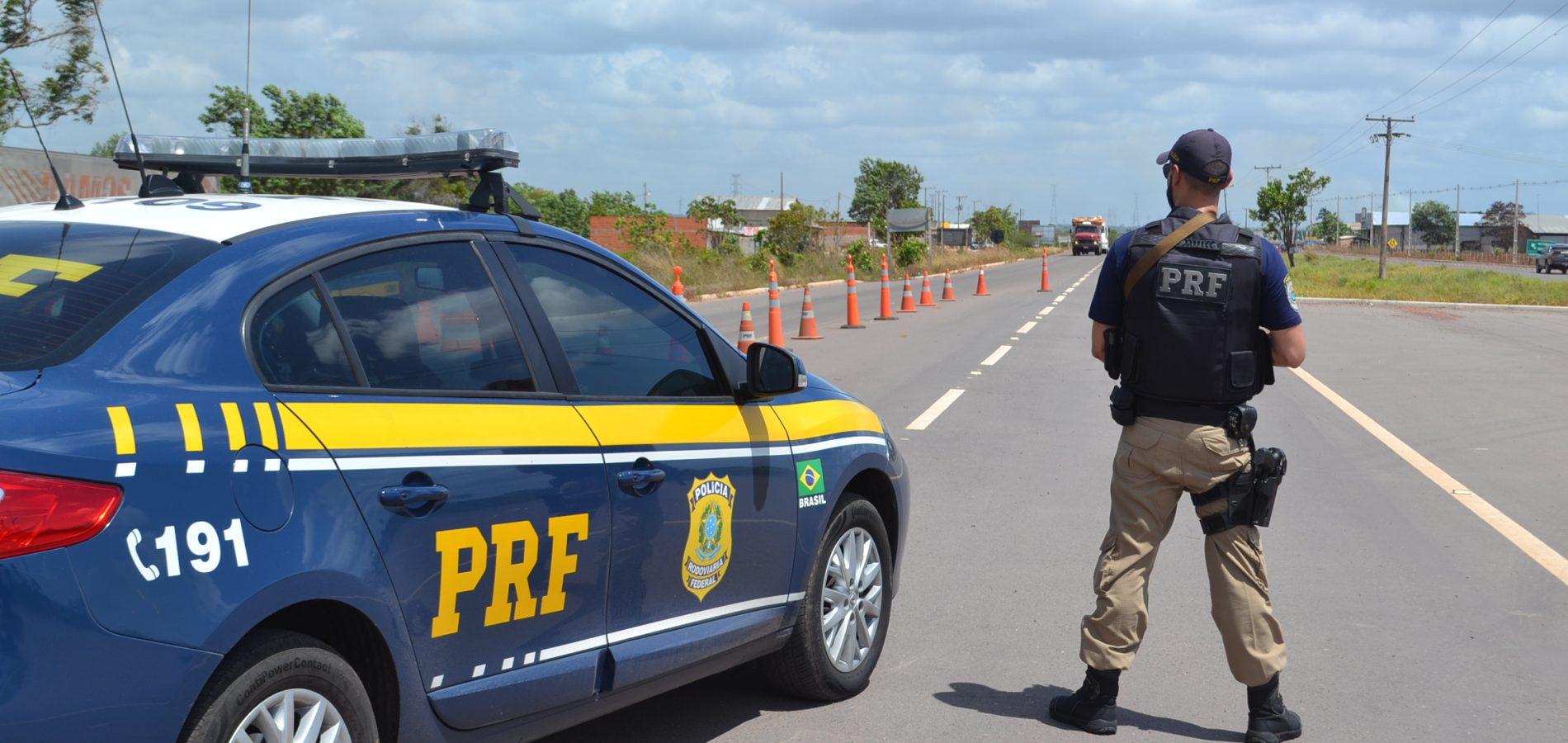 Fiscalização nas BR's do Piauí será reforçada a partir de amanhã