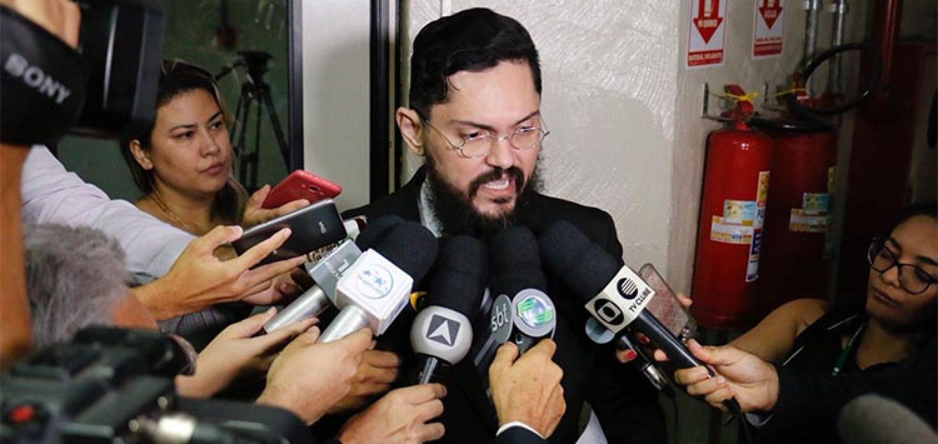 MP Eleitoral recorre para impugnar votos de seção do deputado Dr. Pessoa