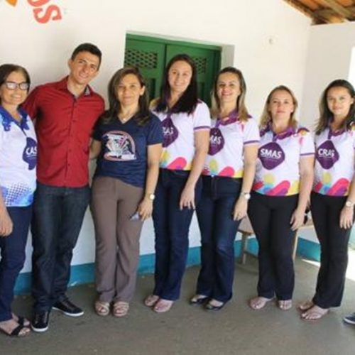 Projeto 'CRAS Itinerante' chega à comunidade Barro em Santana do PI