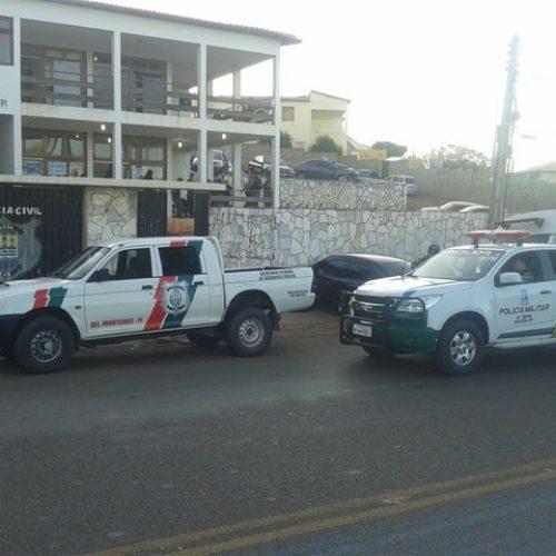 PICOS | Suspeito de tráfico é posto em liberdade por falta de material para perícia