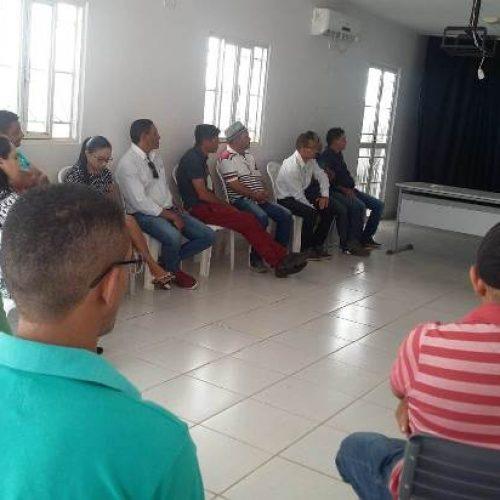 Vera Mendes promove reunião para discussão do PMSB e do PMGIRS