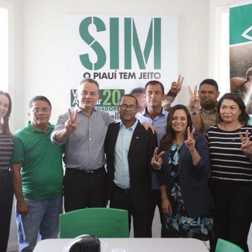 Empresário Raimundo Filho é anunciado como vice de Valter Alencar