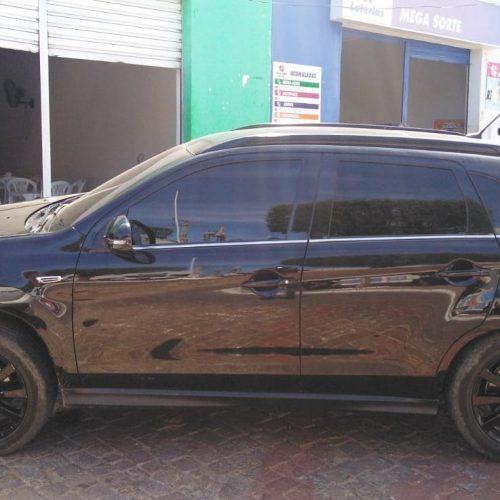 Força Tática apreende veículo de luxo com placa clonada em Paulistana