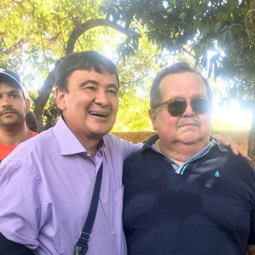 Robert Freitas declara apoio à reeleição de Wellington Dias
