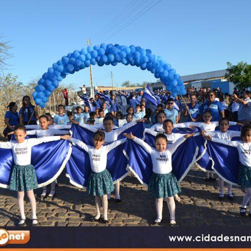 FOTOS | Desfile Cívico da Independência em Simões