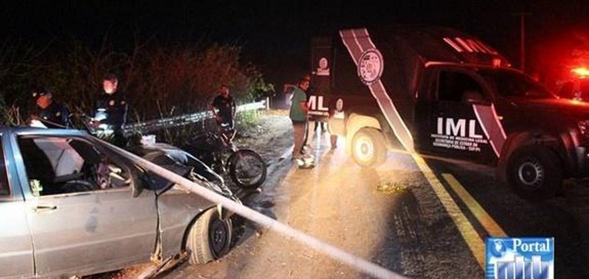 Morre terceira vítima do acidente na BR-402