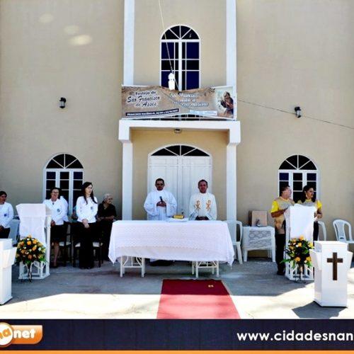 Igreja Católica de Francisco Macedo divulga programação da 48ª festa em honra a São Francisco de Assis