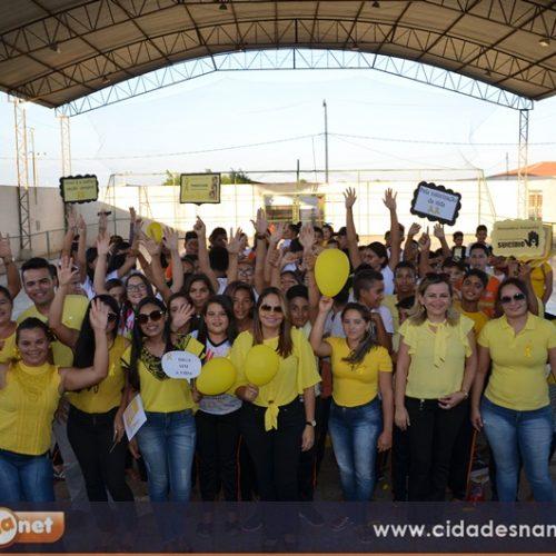 Patos do Piauí promove ações em alusão ao Setembro Amarelo