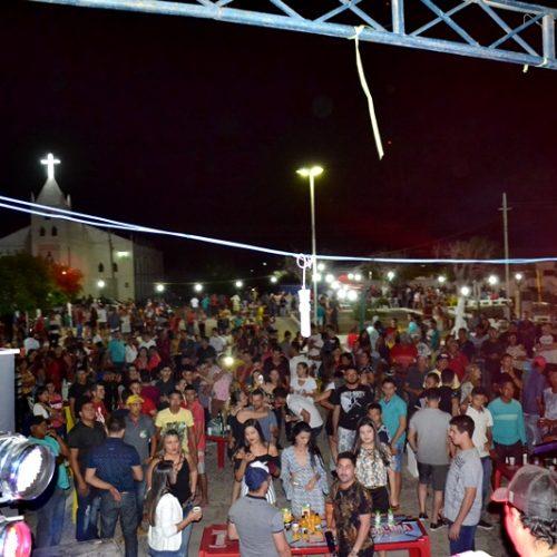 FOTOS | Show com Paulo Henrique nos festejos de Campo Grande do Piauí