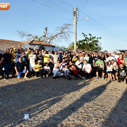 Carreata a favor do presidenciável Jair Bolsonaro é realizada em Fronteiras; veja fotos e vídeo