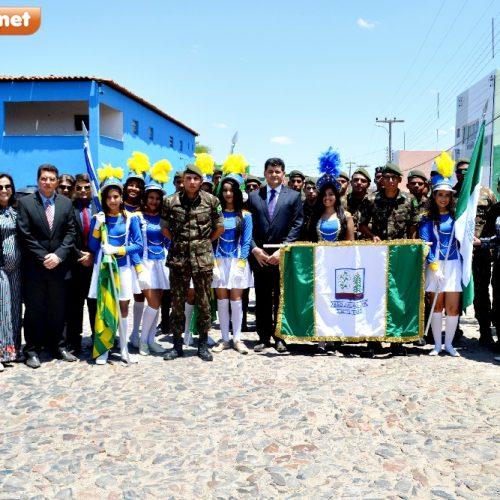 Em São Julião, gestão de Dr. Jonas promove pelo 2º ano consecutivo desfile cívico de 07 de setembro; fotos
