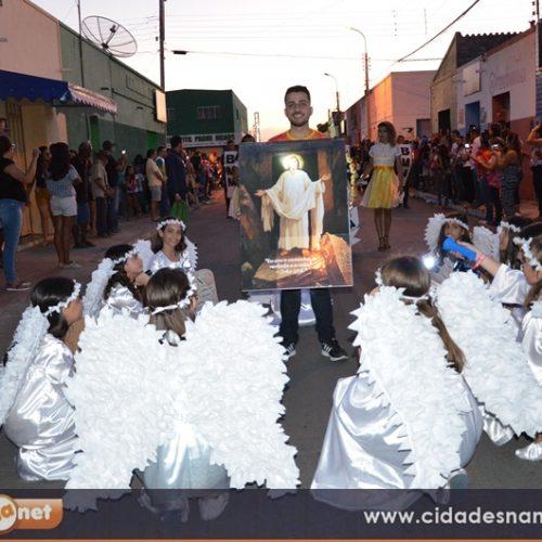 Veja as fotos do desfile cívico em Padre Marcos
