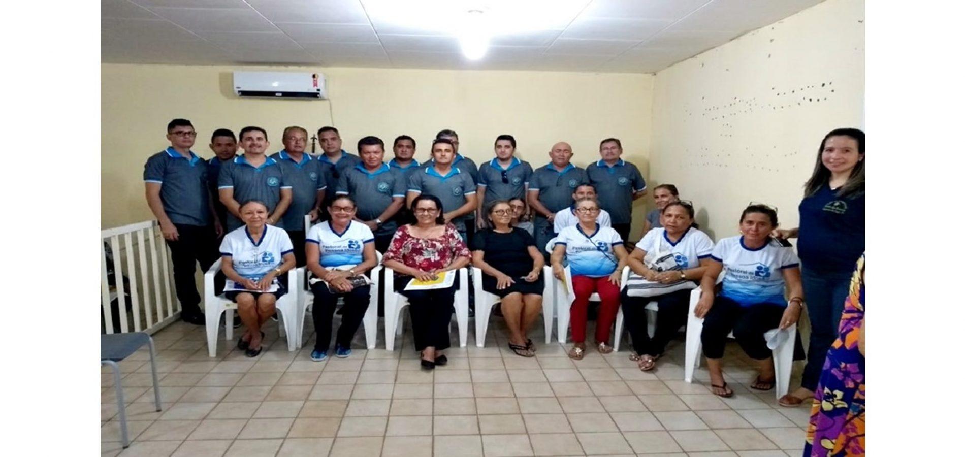 Loja Maçônica João Pedro de Lima promove ação social em Alagoinha do Piauí