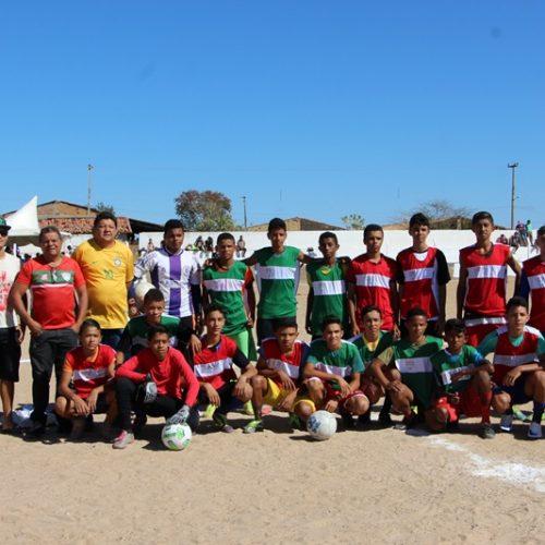 Quatro atletas de Jaicós e Massapê do Piauí são aprovados em avaliação da Portuguesa