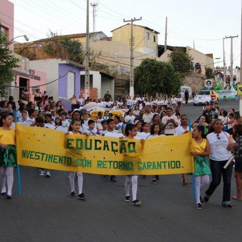 FOTOS | Desfile Cívico em Jaicós