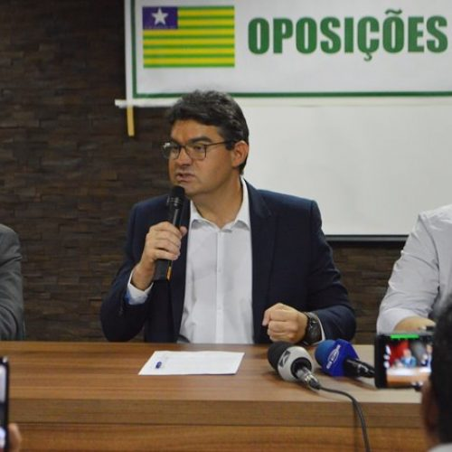 Candidatos de oposição assinam manifesto contra corrupção e 'em defesa do Piauí'